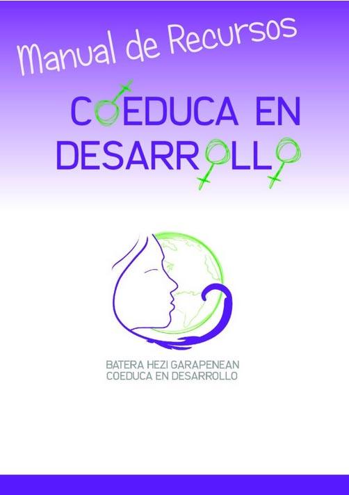"""Guía Recursos Proyecto """"Coeduca en Desarrollo"""": Educación para el Desarrollo desde la Perspectiva de Género"""